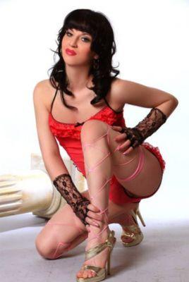 Транс Вика — массаж с сексом и другие интим-услуги в Рязани